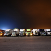 how to choose truck stops